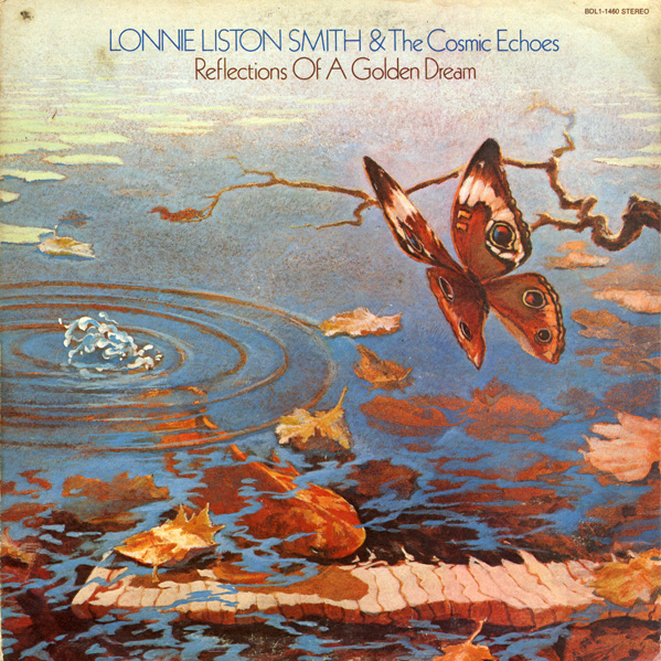 LONNIE LISTON SMITH - Reflections Of A Golden Dream cover