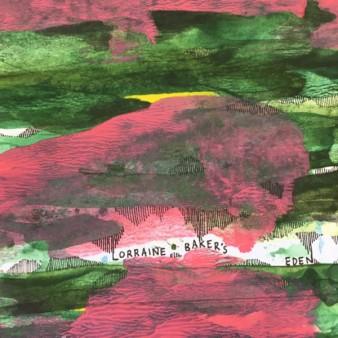 LORRAINE BAKER - Eden cover