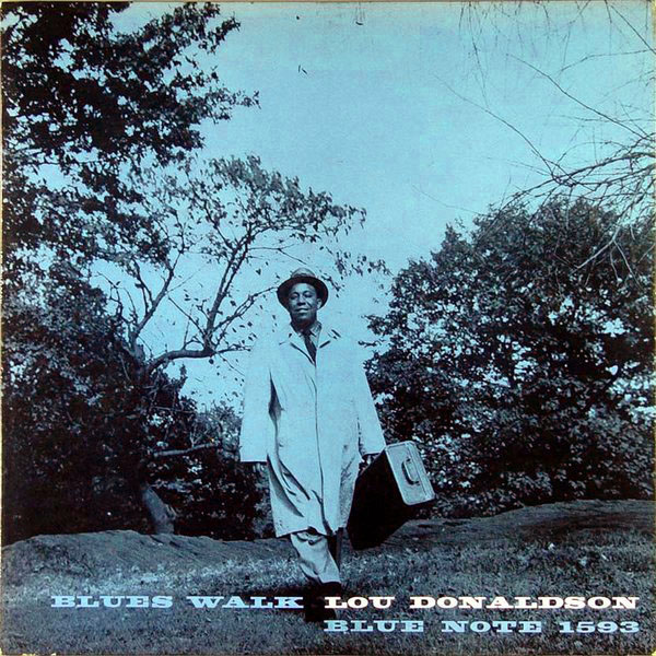 LOU DONALDSON - Blues Walk cover