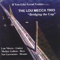 LOU MECCA - Bridging the Gap cover