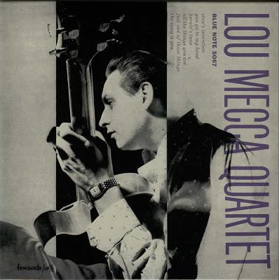 LOU MECCA - Lou Mecca Quartet cover