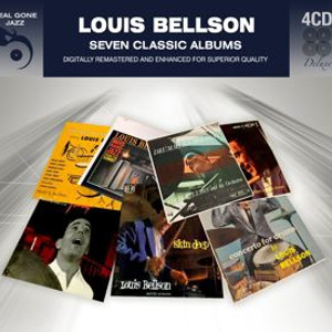 LOUIE BELLSON - Seven Classic Albums cover