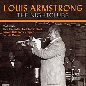 LOUIS ARMSTRONG - The Nightclubs cover