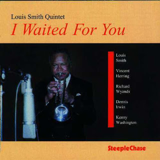 LOUIS SMITH - I Waited for You cover