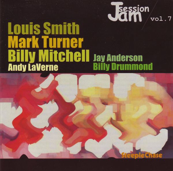 LOUIS SMITH - Jam Session Volume 7 cover