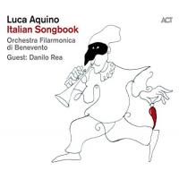 LUCA AQUINO - Italian Songbook cover