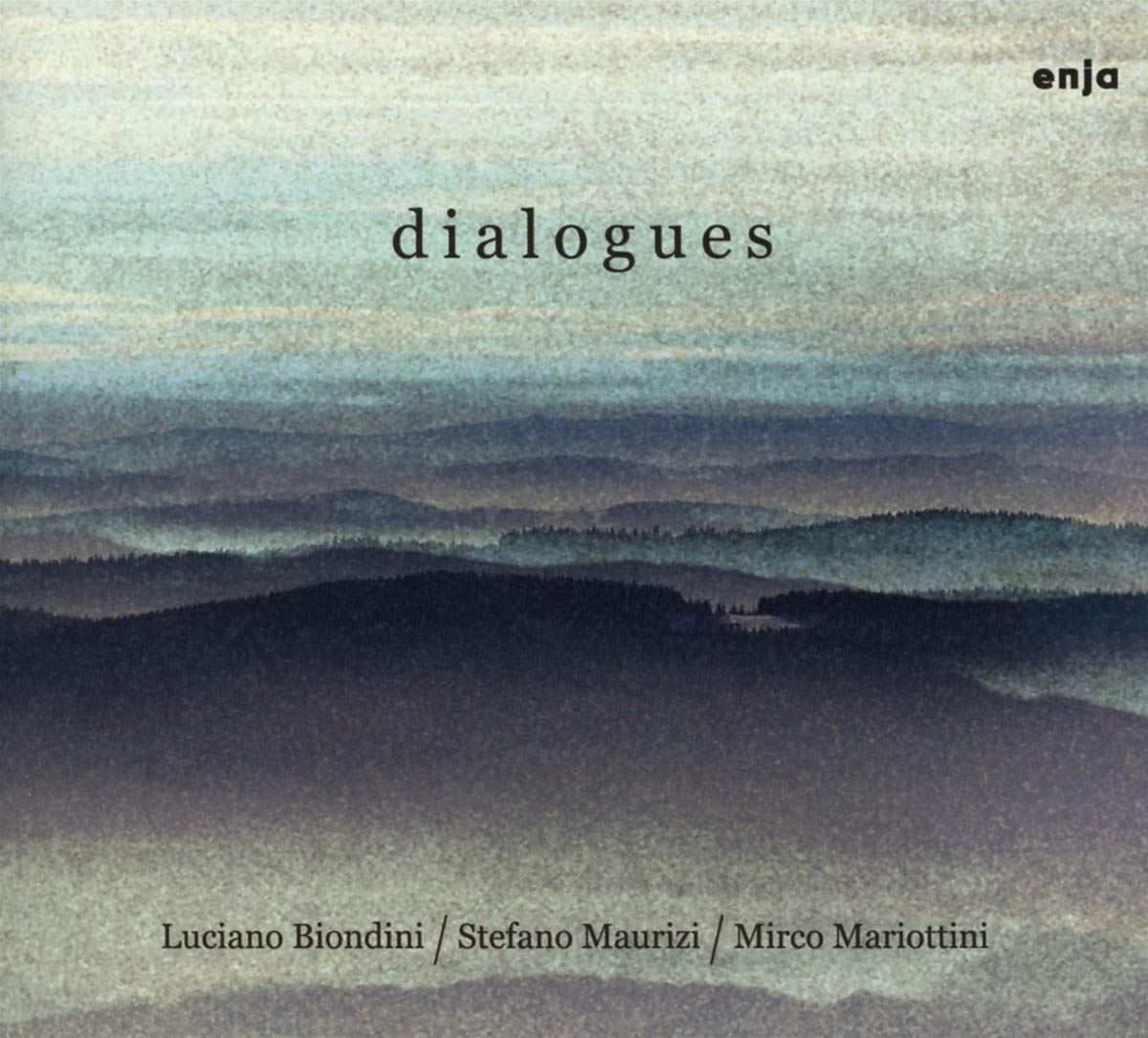 LUCIANO BIONDINI - Dialogues cover