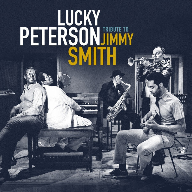 LUCKY PETERSON - Tribute to Jimmy Smith cover