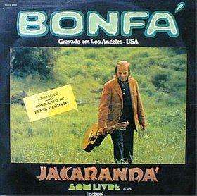 LUIZ BONFÁ - Jacarandá (aka Todo o Nada) cover
