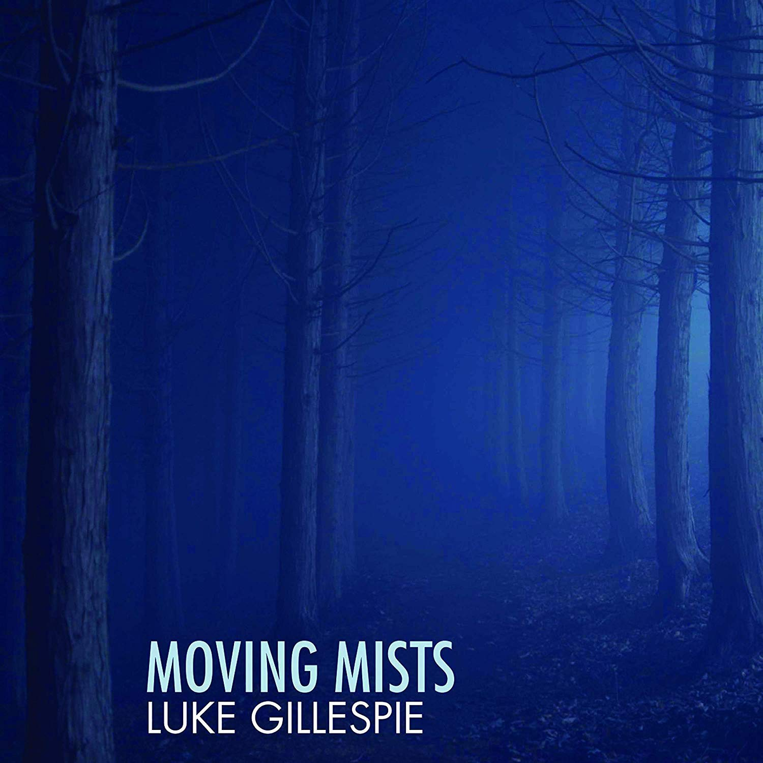 LUKE GILLESPIE - Moving Mists cover