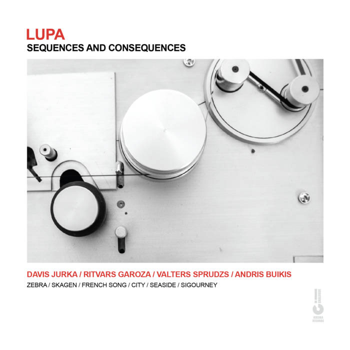 LUPA - Sequences and Consequences cover