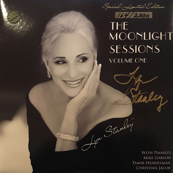 LYN STANLEY - Moonlight Sessions: Vol. One cover