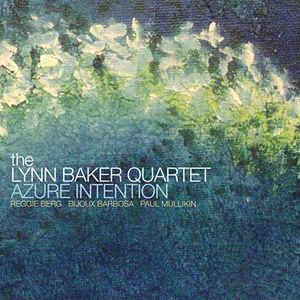 LYNN BAKER - Azure Intention cover