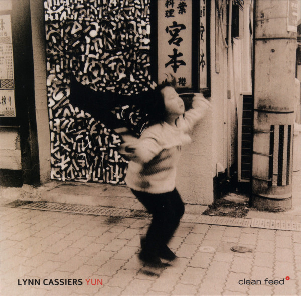 LYNN CASSIERS - Yun cover