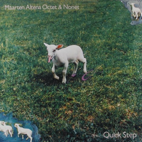 MAARTEN ALTENA - Quick Step cover
