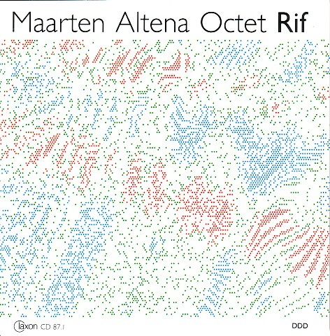 MAARTEN ALTENA - Rif cover