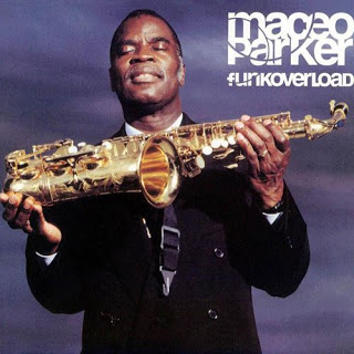 MACEO PARKER - Funkoverload cover