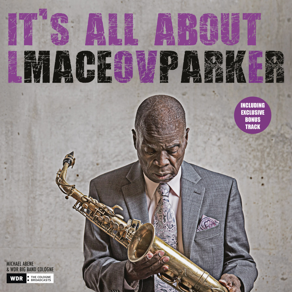 MACEO PARKER - It's All About Love cover