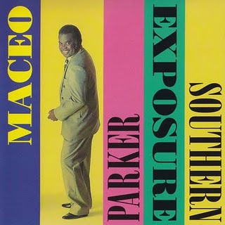MACEO PARKER - Southern Exposure cover