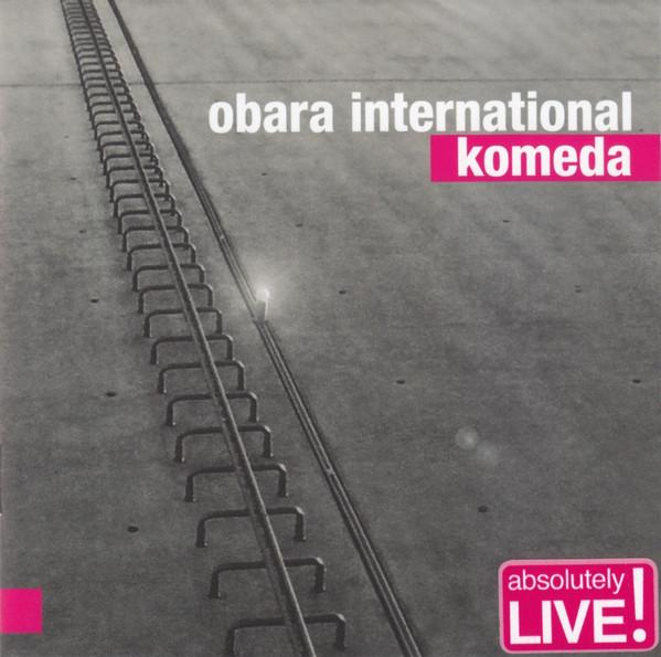 MACIEJ OBARA - Obara International : Komeda cover
