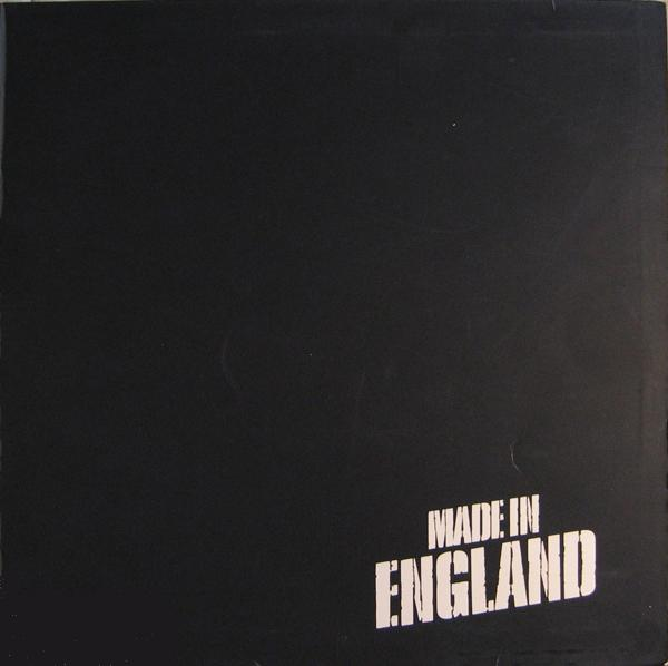 MADE IN SWEDEN - Made In England cover