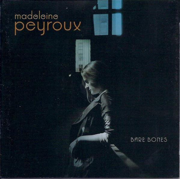 MADELEINE PEYROUX - Bare Bones cover