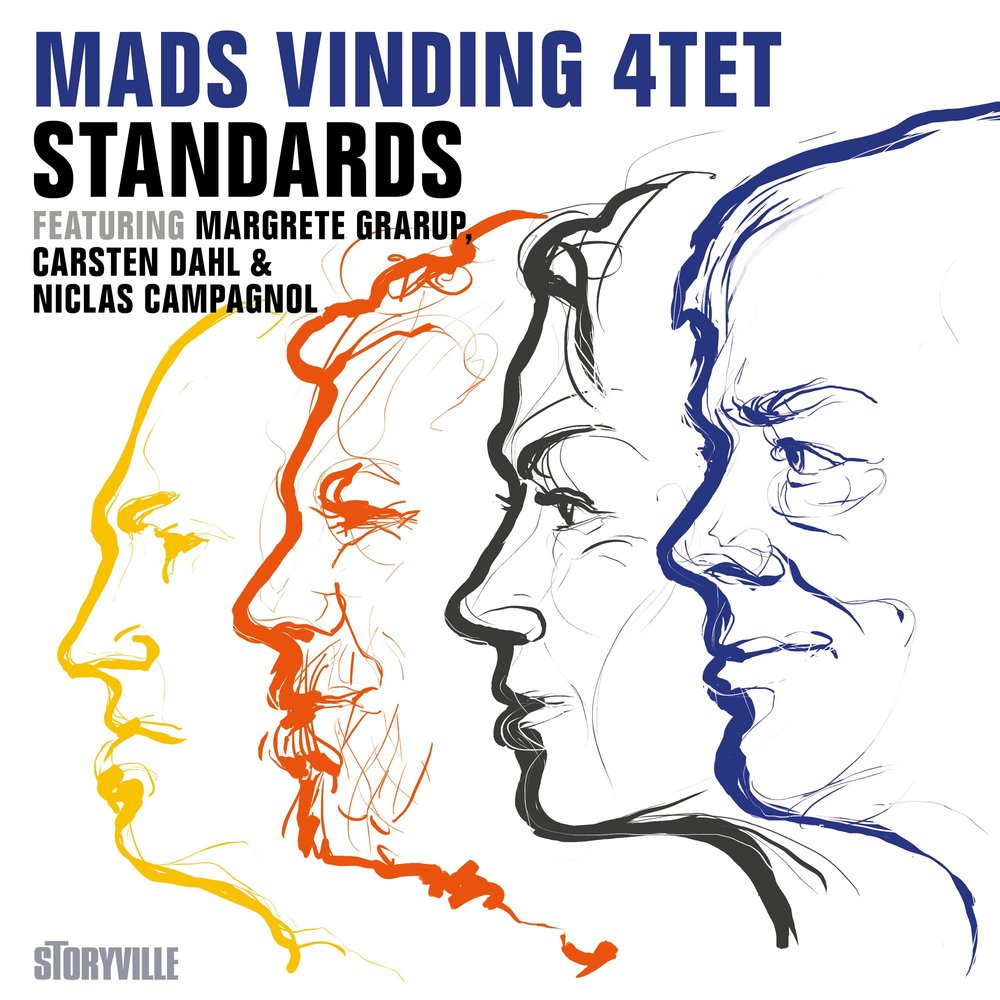MADS VINDING - Standards cover