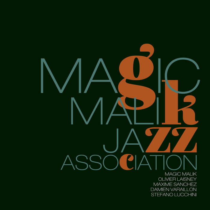 MAGIC MALIK - Jazz Association cover