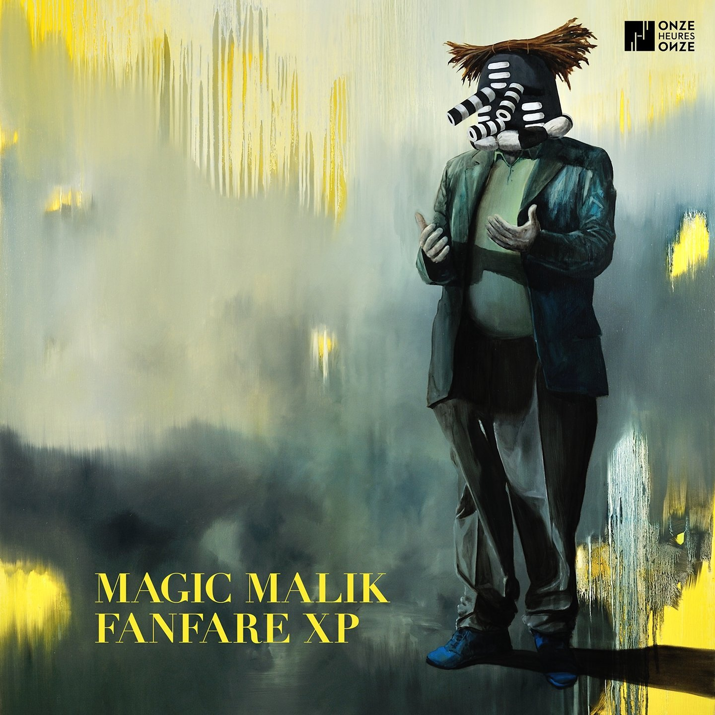 MAGIC MALIK - Fanfare Xp cover