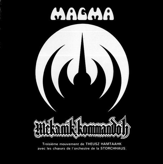 MAGMA - Mekanïk Kommandöh cover