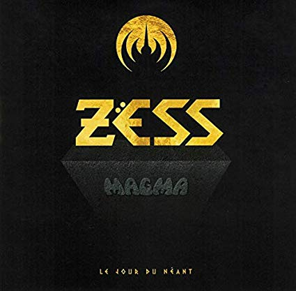 MAGMA - Zess cover