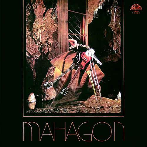 MAHAGON - Mahagon cover