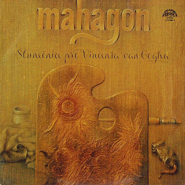 MAHAGON - Slunečnice Pro Vincenta Van Gogha cover
