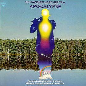MAHAVISHNU ORCHESTRA - Apocalypse cover