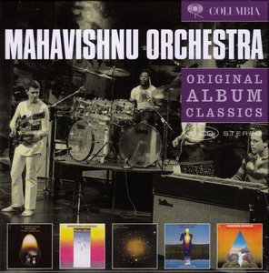 MAHAVISHNU ORCHESTRA - Original Album Classics cover