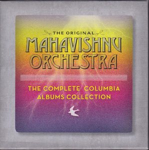 MAHAVISHNU ORCHESTRA - The Original Mahavishu Orchestra - The Complete Columbia Albums Collection 1971-73 cover