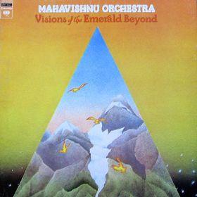 MAHAVISHNU ORCHESTRA - Visions of the Emerald Beyond cover
