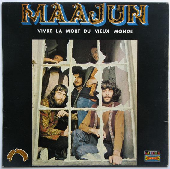 MAHJUN / MAAJUN - Maajun : Vivre La Mort Du Vieux Monde cover