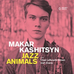 MAKAR KASHITSYN - Jazz Animals cover