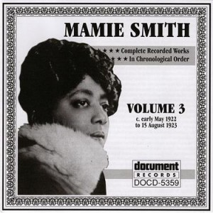 MAMIE SMITH - Complete Recorded Works, Vol. 3: 1922-1923 cover