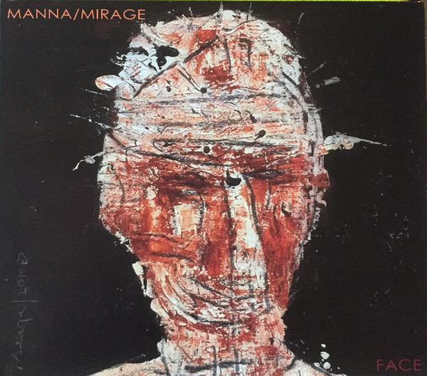 MANNA/MIRAGE - Face cover