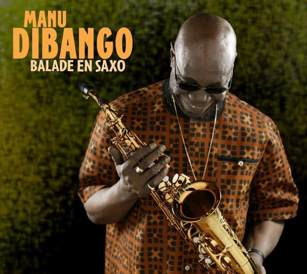 MANU DIBANGO - Balade en Saxo cover