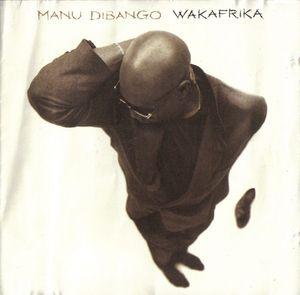 MANU DIBANGO - Wakafrica cover