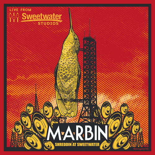 MARBIN - Shreddin at Sweetwater cover