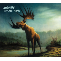 MARBIN - Strong Thing cover