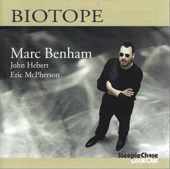 MARC BENHAM - Biotope cover