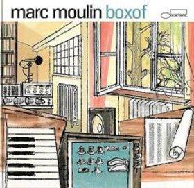 MARC MOULIN - Boxof cover