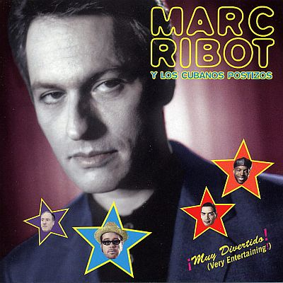 MARC RIBOT - ¡Muy divertido! (Very Entertaining!) cover
