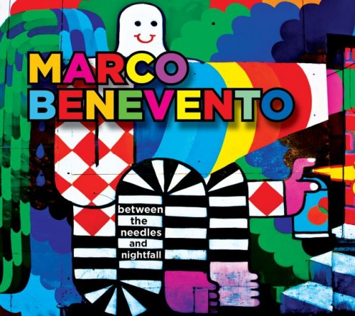 MARCO BENEVENTO - Between The Needles And Nightfall cover