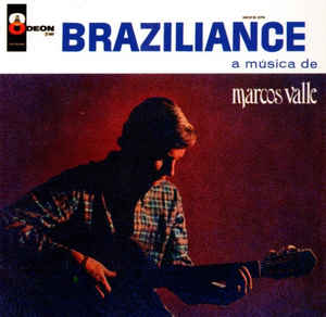MARCOS VALLE - Braziliance cover
